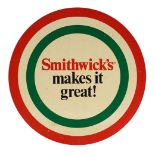 SMITHWICKS MAKES IT GREAT POSTER