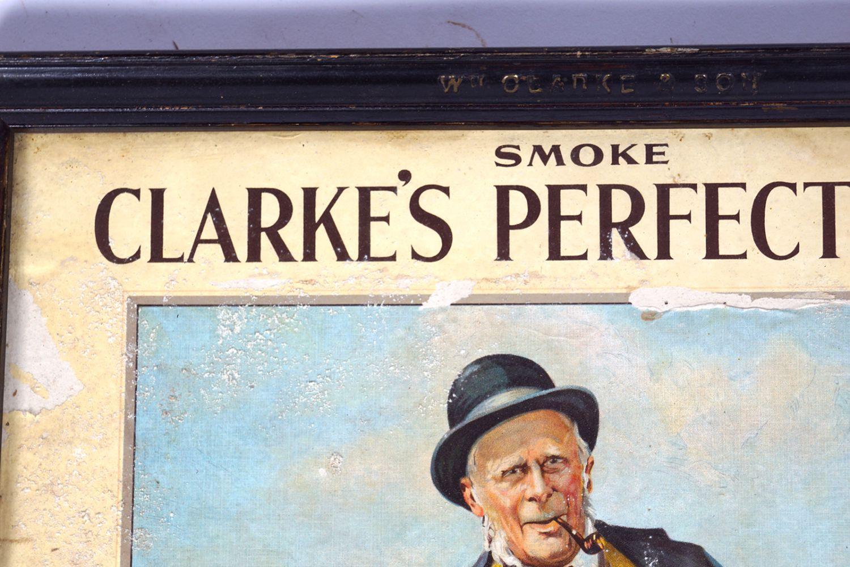 SMOKE CLARKE'S PERFECT PLUG ORIGINAL POSTER - Image 3 of 4
