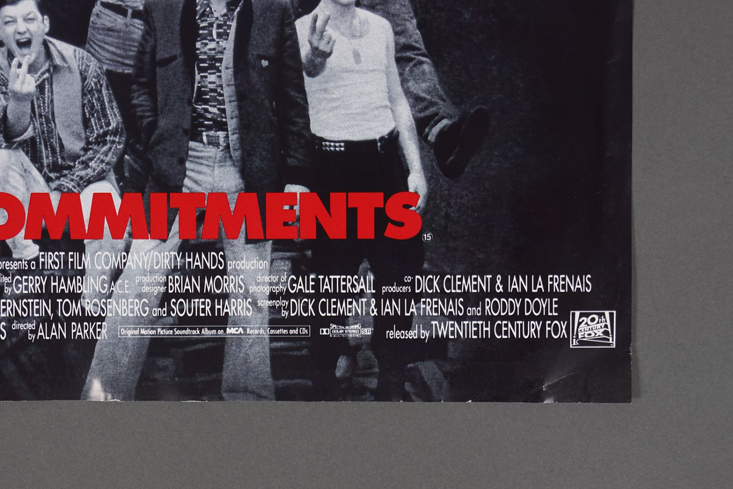 THE COMMITMENTS - Image 3 of 3
