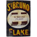 ST. BRUNO FLAKE ORIGINAL POSTER