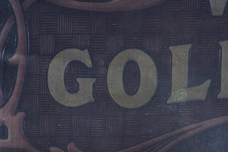 WILLS'S GOLD FLAKE TOBACCO ORIGINAL POSTER - Image 3 of 6