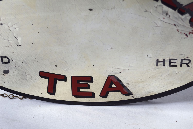TINGRANELLA TEA ORIGINAL ADVERTISEMENT MIRROR - Image 3 of 3