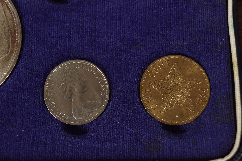 1966 ELIZABETH II BAHAMA ISLAND COINS - Image 7 of 7