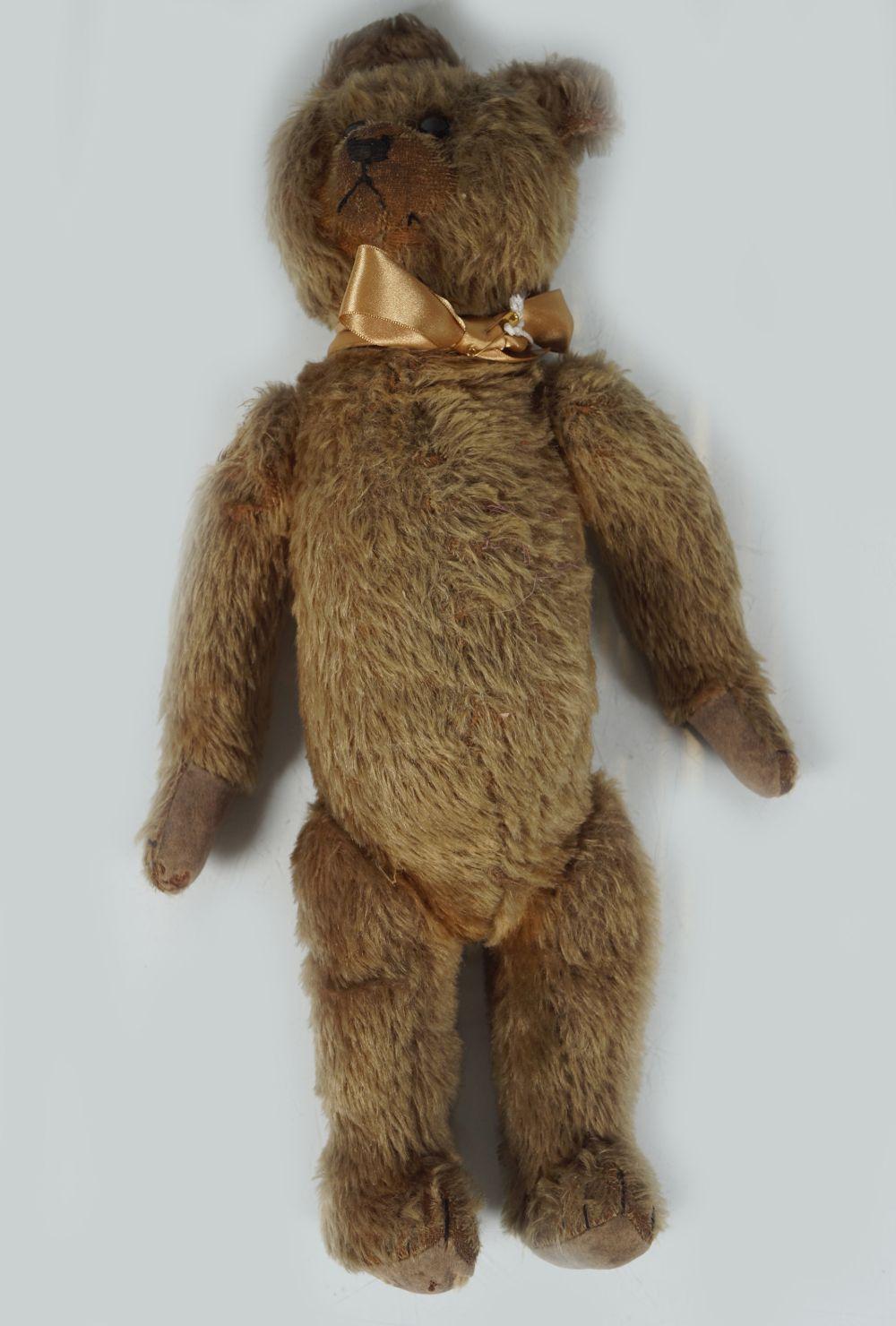 EARLY 20TH-CENTURY TEDDY BEAR