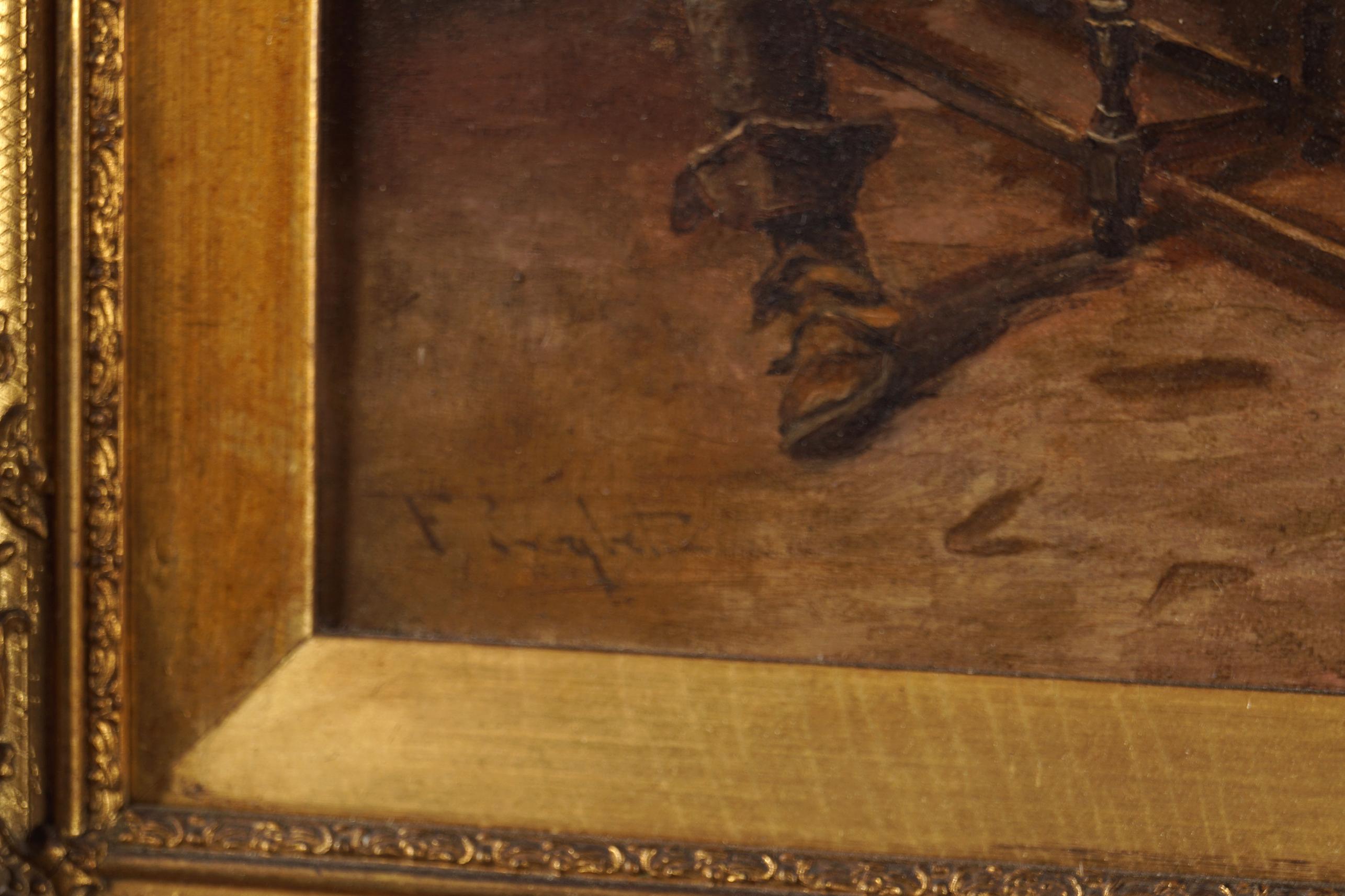 FERDINAND VICTOR LEON ROYBET (1840-1920) - Image 5 of 5