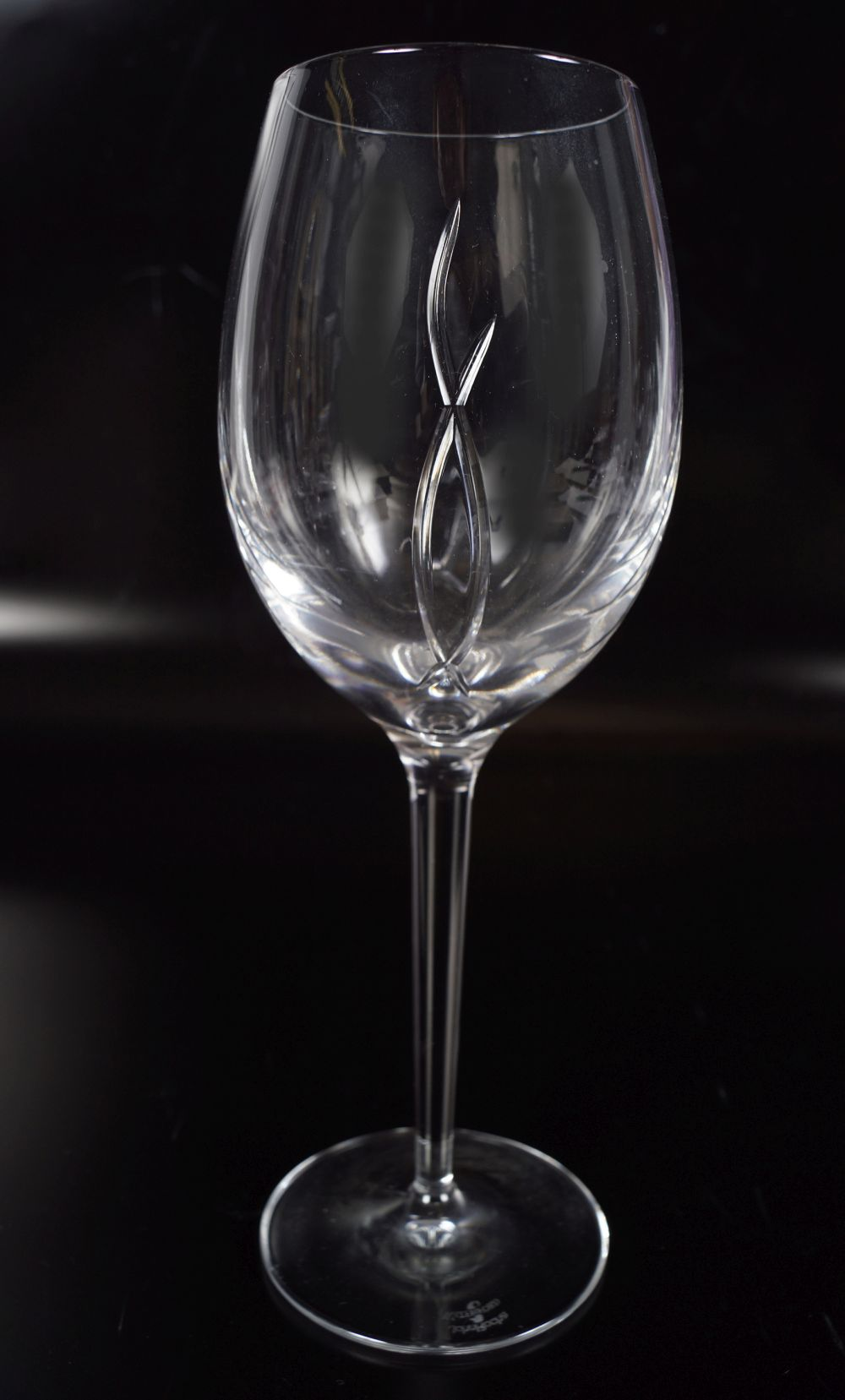 24 WATERFORD CRYSTAL WINE GOBLETS