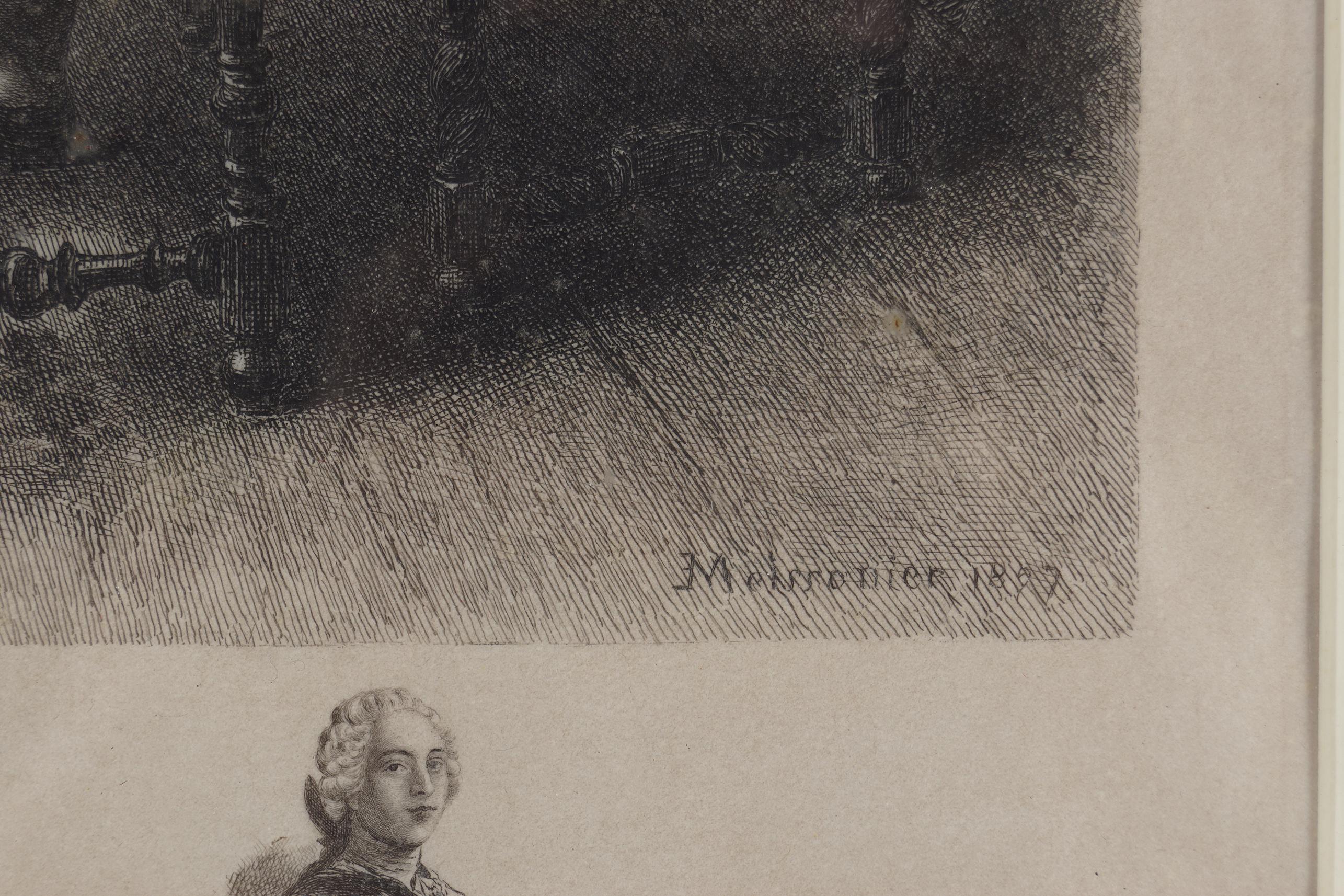 AFTER JEAN LOUIS ERNEST MEISSONIER - Image 3 of 4