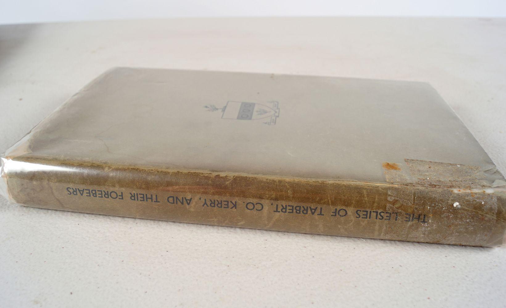 BOOK: THE LESLIES OF TARBERT CO. KERRY