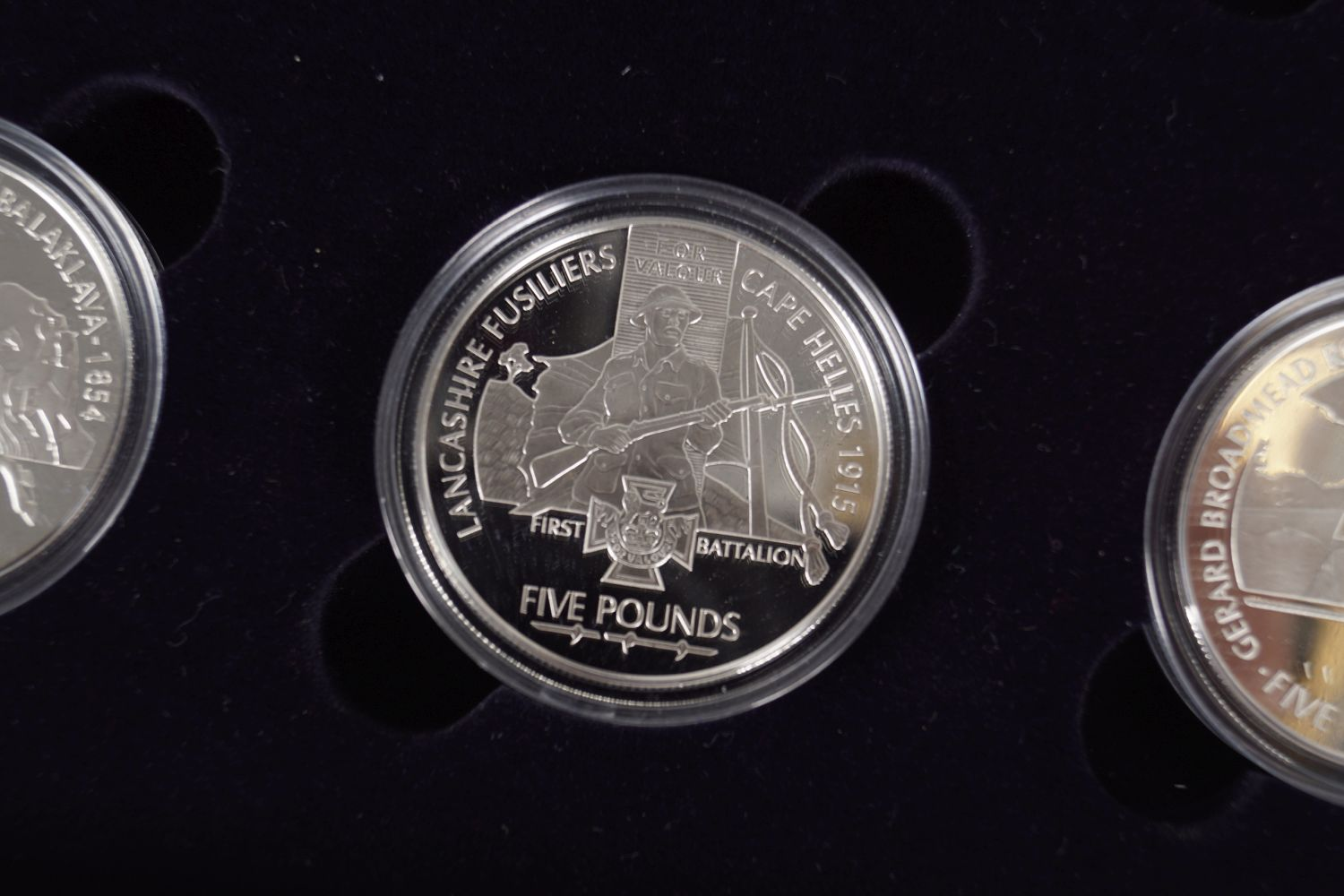 18 SILVER VC - Image 5 of 6