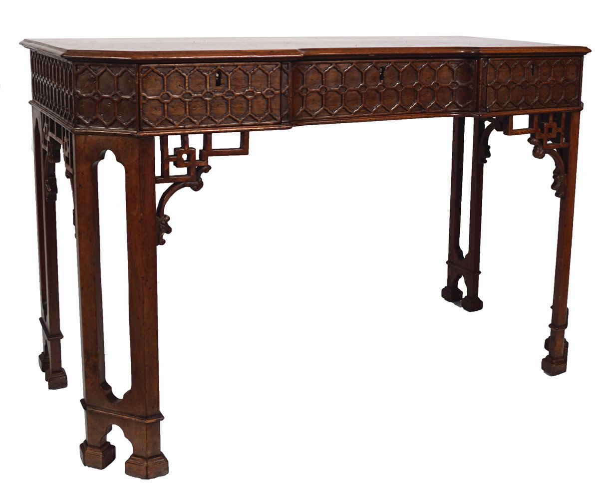 18TH-CENTURY PERIOD CHINESE CHIPPENDALE TABLE - Image 6 of 7