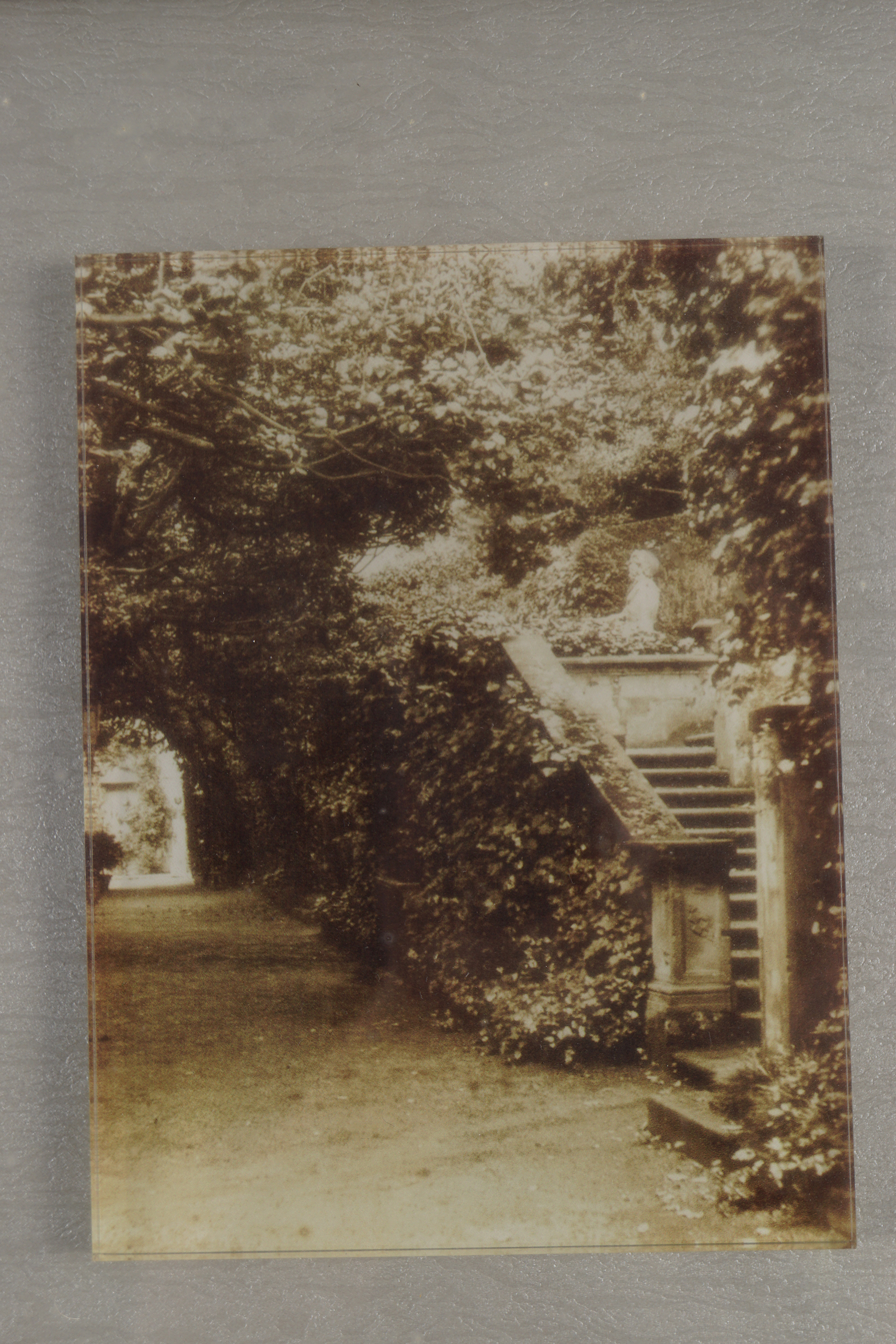 PAIR OF MOUNTED PHOTOGRAPHS - Image 4 of 4