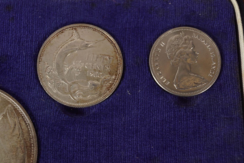 1966 ELIZABETH II BAHAMA ISLAND COINS - Image 6 of 7