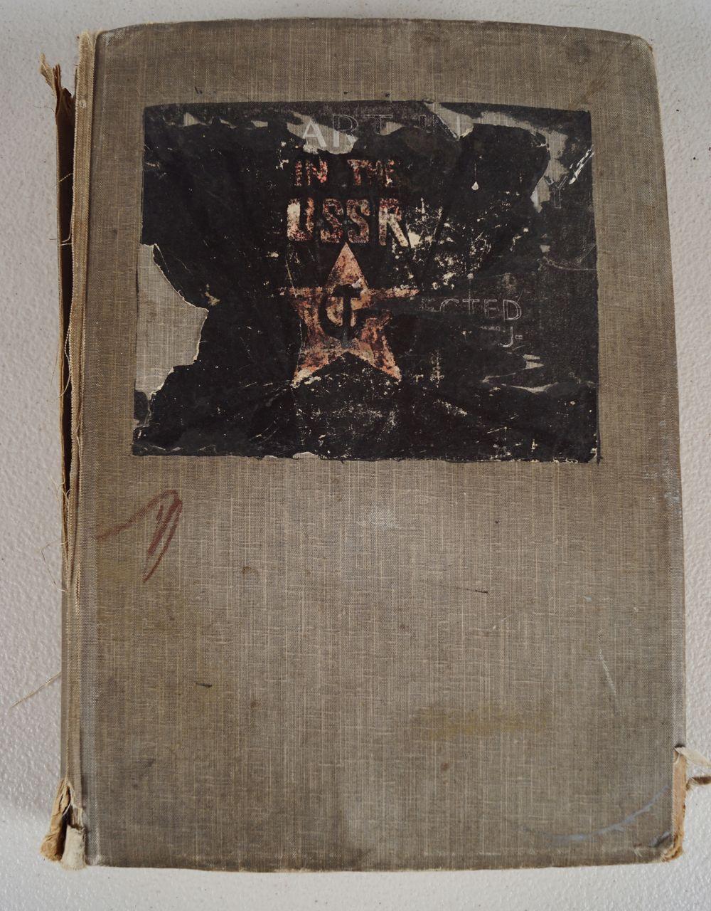 BOOK: RUSSIAN SCRAP BOOK