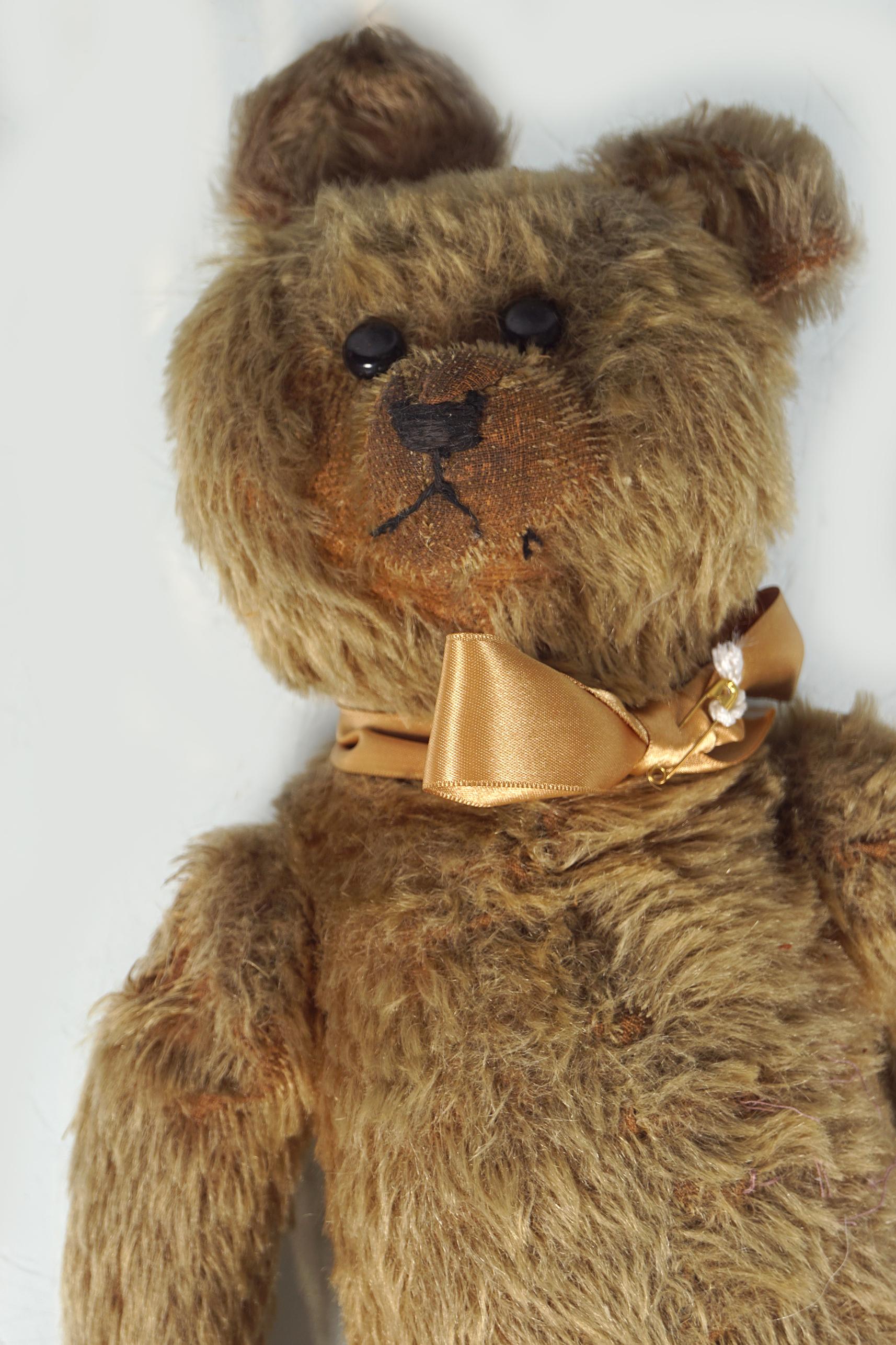 EARLY 20TH-CENTURY TEDDY BEAR - Image 2 of 2
