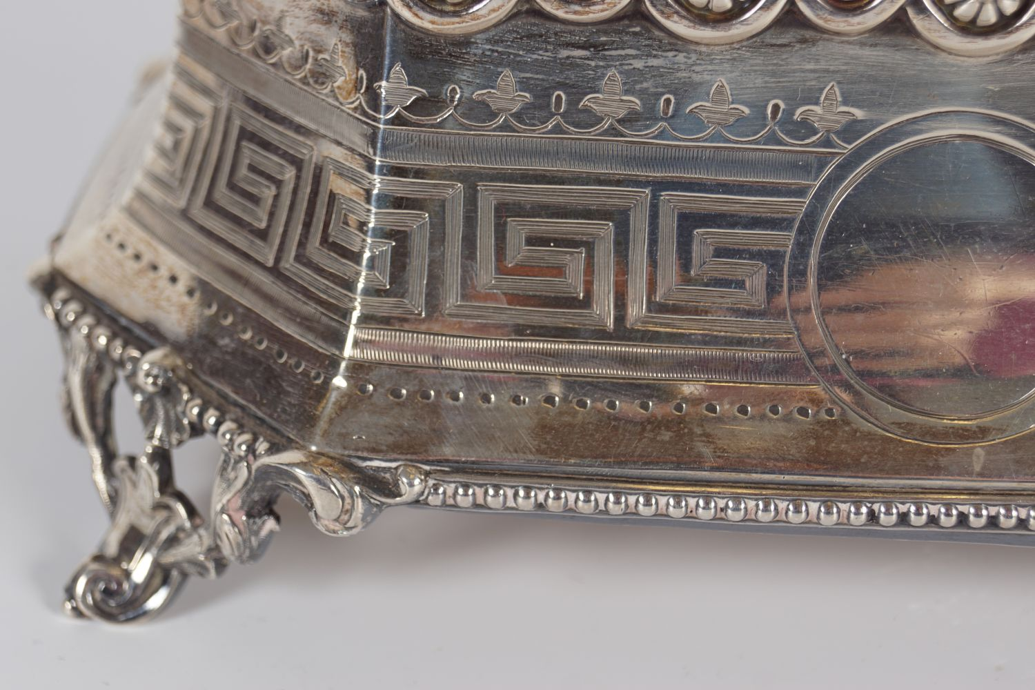 SILVER CONDIMENT SET - Image 6 of 7