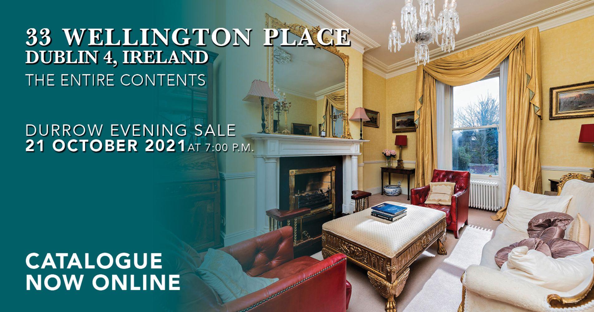 33 WELLINGTON PLACE,  DUBLIN 4, IRELAND