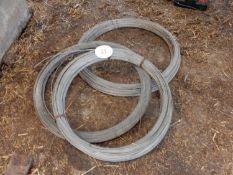 Quantity of high tensile plain fencing wire