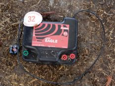 Mains operated Hotline Super Eagle electric fencing unit