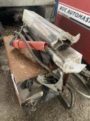 Super weld 180 welder and rods