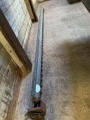Sweep auger 11ft