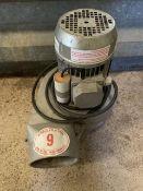 Cima 80M-2 electric fan