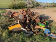 Quantity of scrap