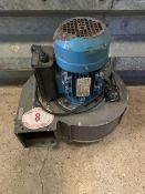 Martin Lishman F2-1B electric extractor fan