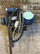 Torqueline electric motor