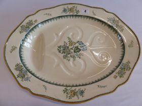 Wedgwood turkey plate
