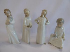 Nao girl and Zaphir boy figures (4)