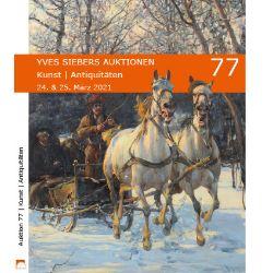 NVK Auktion 77: Alte Kunst   Antiquitäten
