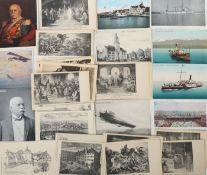 Kleine Sammlung Postkarten ca. 44