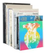 12 Bücher   Antiquitäten u.a. Schüly,