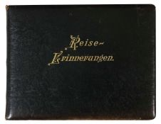 Postkartenalbum meist Deutschland,