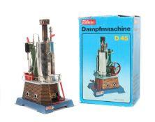 Dampfmaschine Wilesco, Modell 45 D,