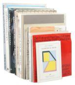 Konvolut Kunstbücher 24-tlg. u.a.