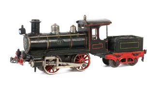 Dampflok Märklin, R 1021, Spur 1, BZ