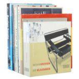 9 Bücher Design Mendini, Design im