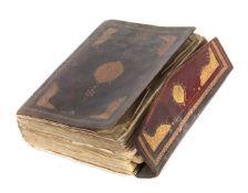 Koran wohl Persien 19. Jh.,