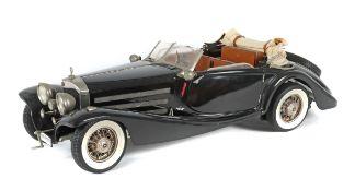 Modell eines Mercedes-Benz von 1936