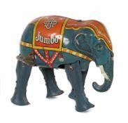 Mechanischer Elefant Blömer & Schuler,