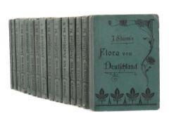 Krause, Ernst H. L. J. Sturm's Flora