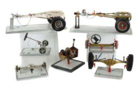 7 Fahrschul-Demonstrationsmodelle