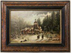 POLLAK, JULIUS JOSEPH Wien 1845 -