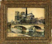 RENFERT, E (?) Pariser Maler, 1.