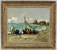 DELJEAN Französischer Maler, 1. Hälfte