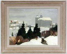 GILLES, BARTHEL (attr.) Rendsburg 1891