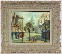 CARADEC, MARCEL Französischer Maler