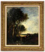 DUPRÉ, VICTOR Limoges 1816 - 1879