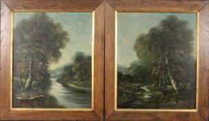 BERNAY, M. französischer Maler um